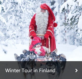 Winter Tour in Finland